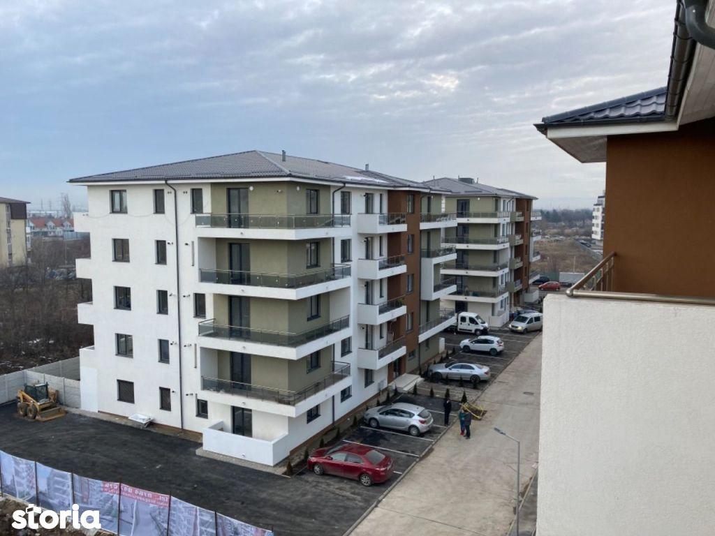 Apartament 2 camere cu curte 50 mp, oferta 48000€