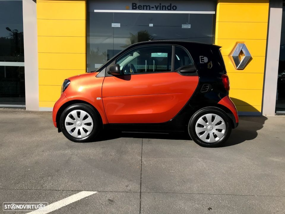 Smart ForTwo Electric Drive Passion - 2