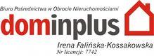 Deweloperzy: Biuro Pośrednictwa w Obrocie Nieruchomościami Dominplus - Toruń, kujawsko-pomorskie
