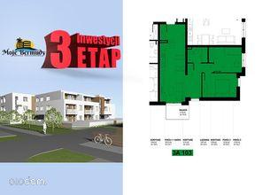 Mieszkanie 3 pokoje 57,22 m2 z balkonem; 3A 103