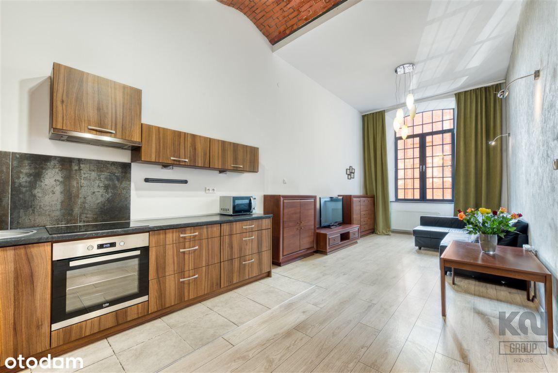 Do wynajęcia nowoczesny, przestronny loft, garaż!