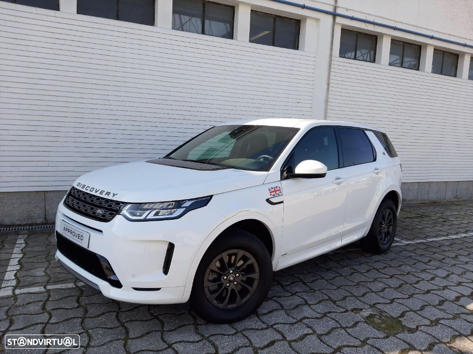 Land Rover Discovery Sport 2.0 eD4 R-Dynamic 7L - 5