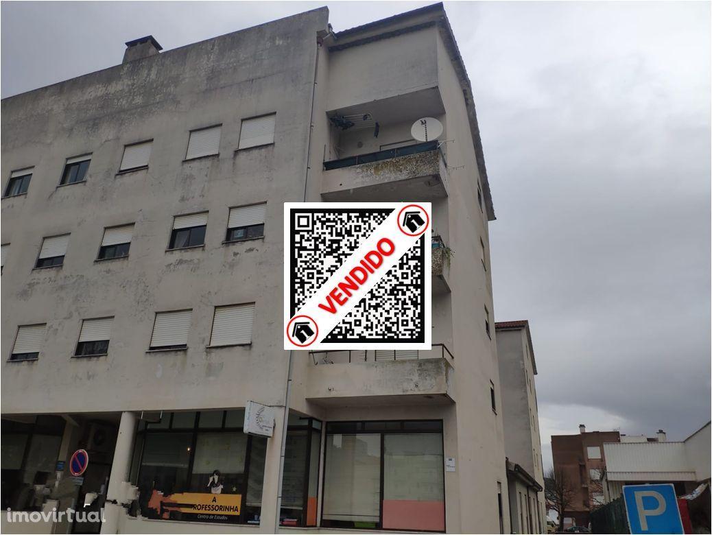 IMÓVEL DO BANCO - Apartamento T2 ao pé GNR