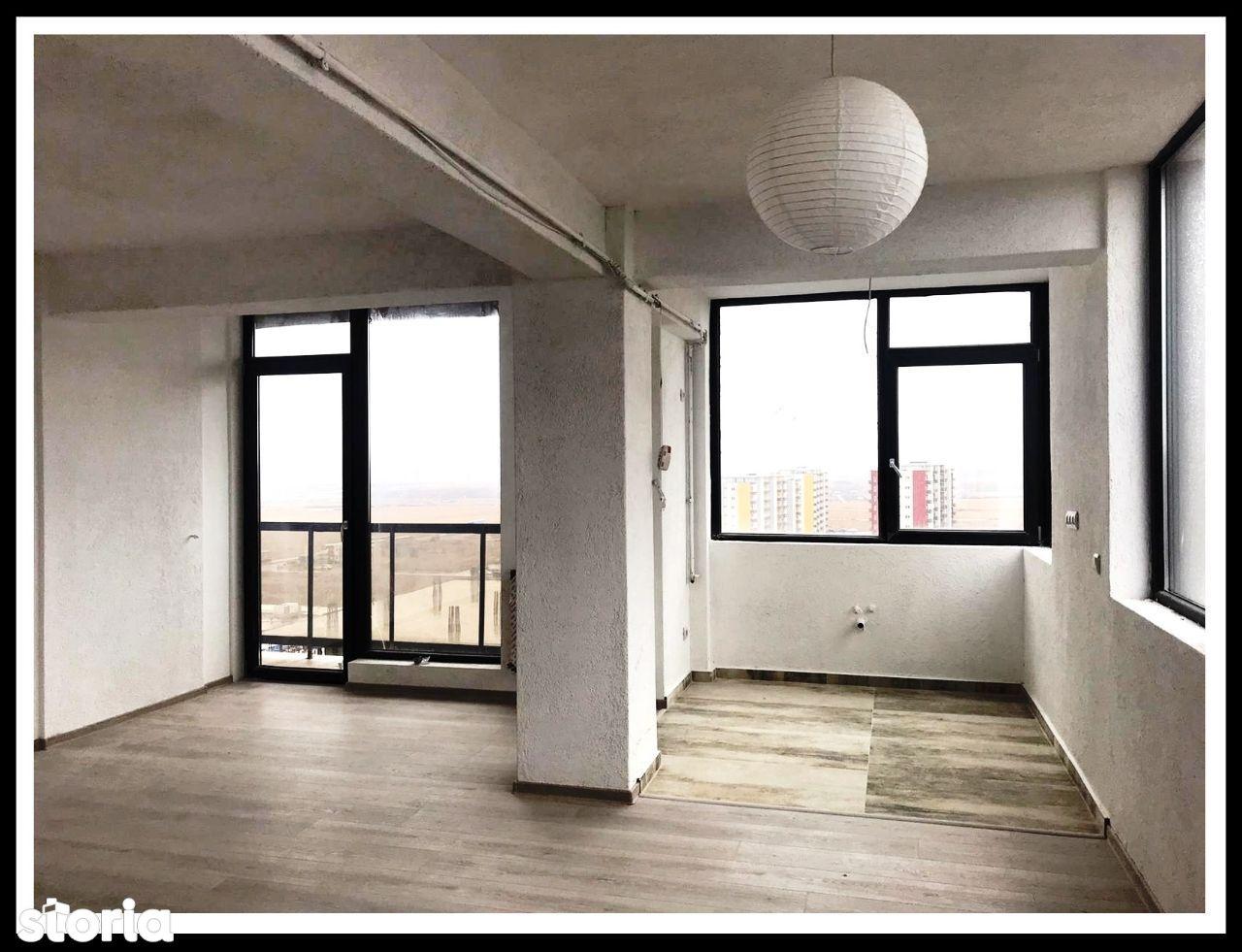 88,50 mp, Apartament 3 camere finisat si insorit. zona Mihai Viteazu