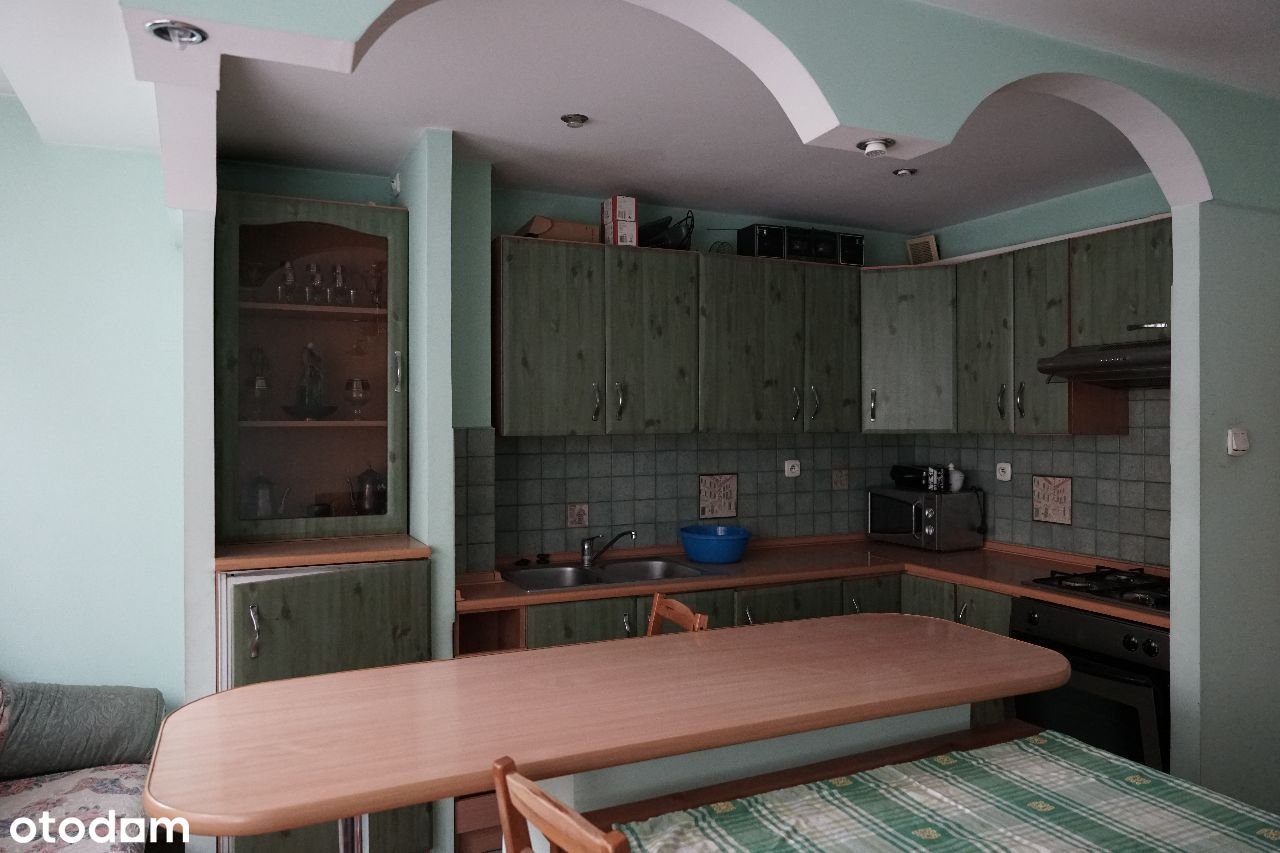 Mieszkanie Solec 28 - 3 pokoje