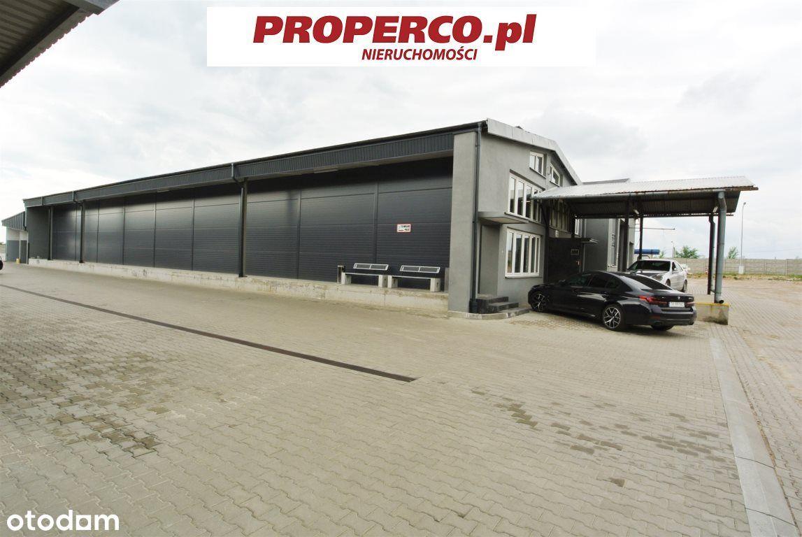 Hala produkcyjno-magazynowa o pow. 510 m2, Kielce