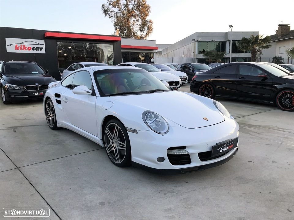 Porsche 997 911 Turbo Tiptronic - 1