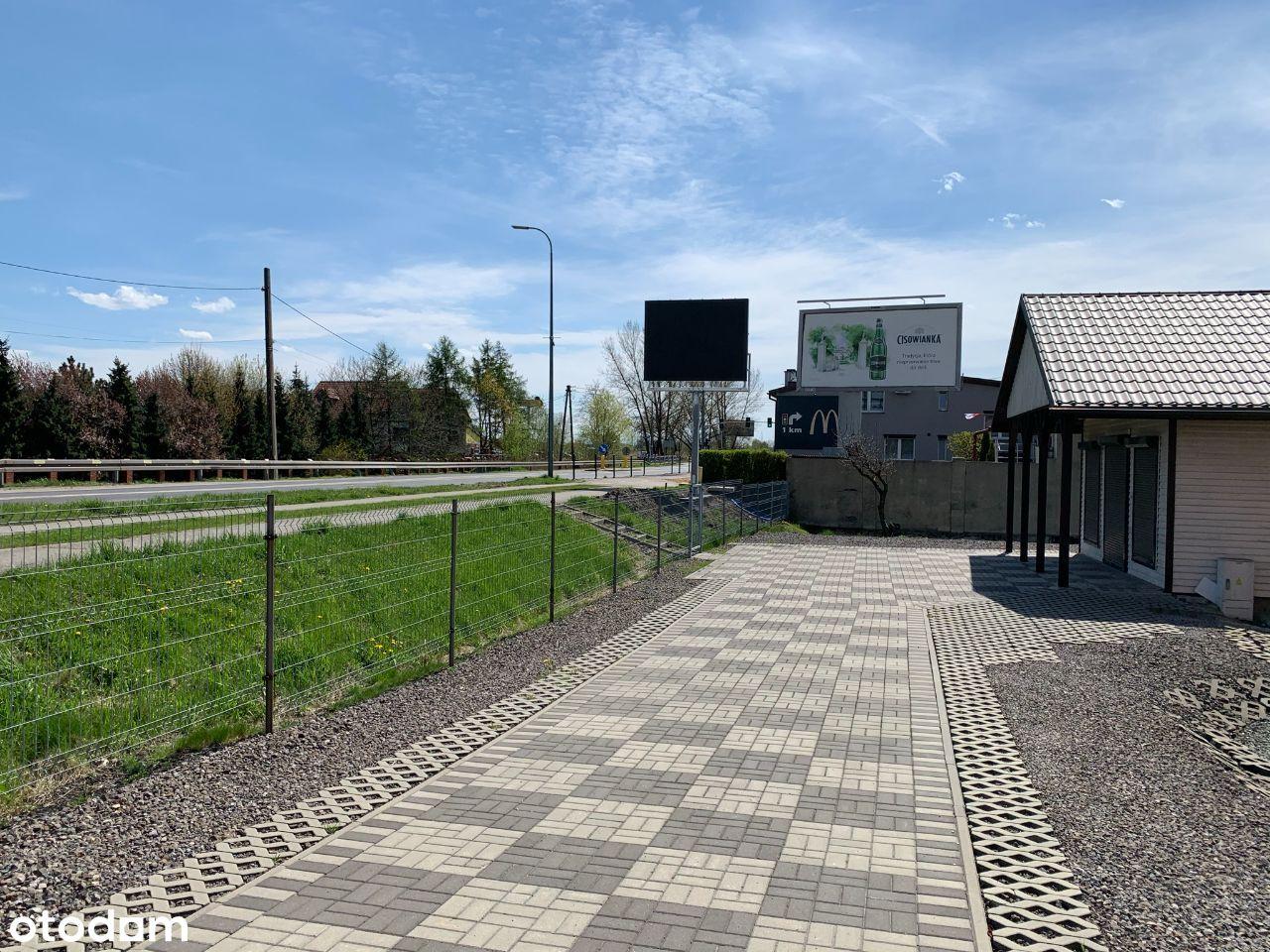 Lokal usługowo-handlowy ul Katowicka 35m2 klima
