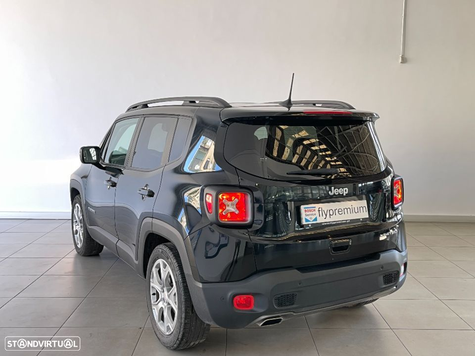 Jeep Renegade 1.6 MJD Limited DCT - 7