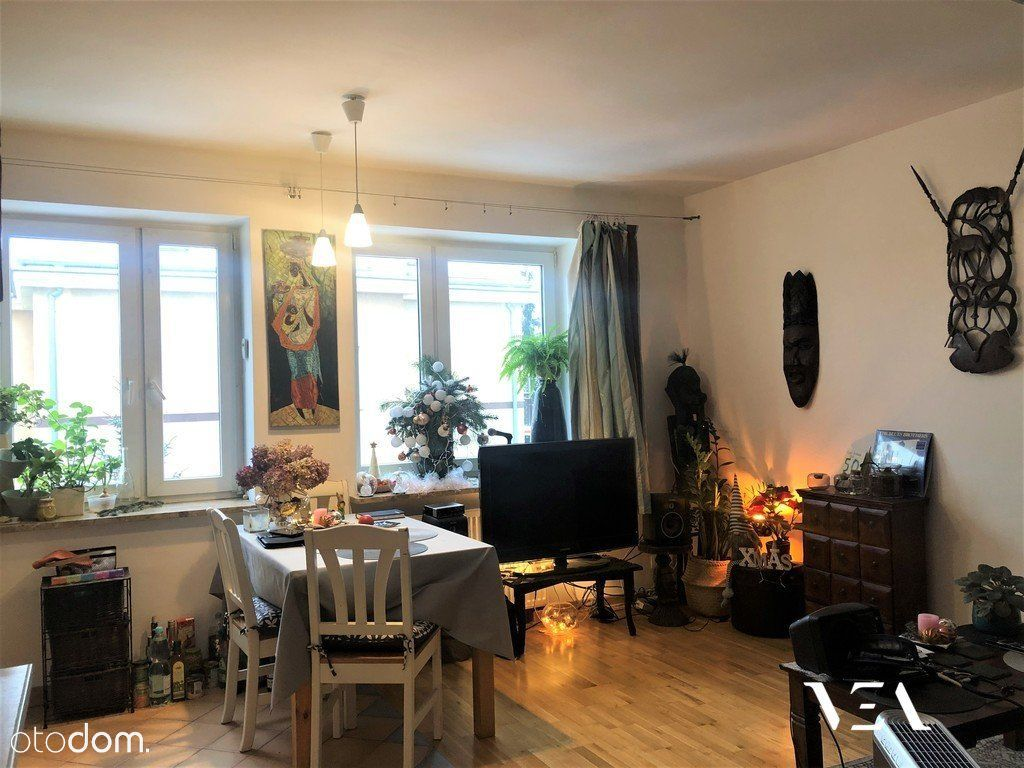 Przepiękne 56 m2 na Ursynowie | Strzeżone osiedle