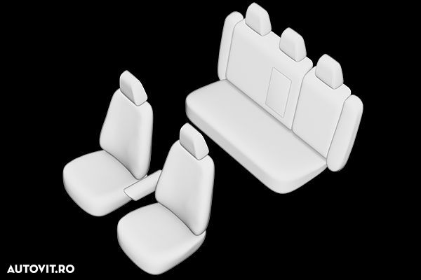 Set huse scaun VW Golf V 2004-2009 - 2