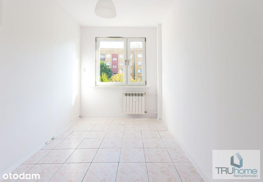73 m2, 4 niezależne pokoje z widokiem na zieleń -