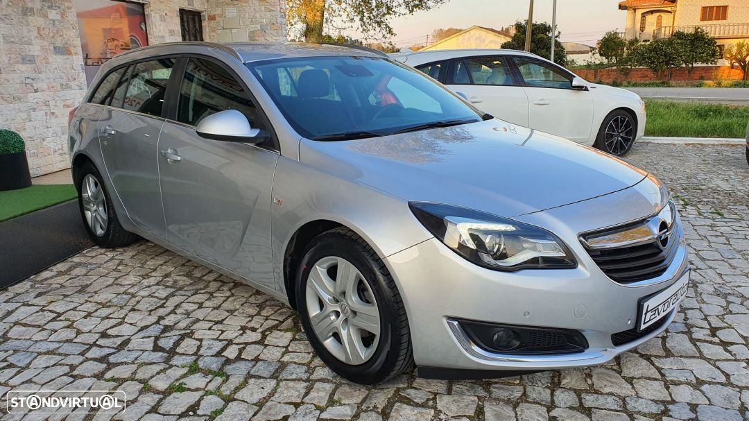 Opel Insignia Sports Tourer 1.6 CDTI SELECTION - 2