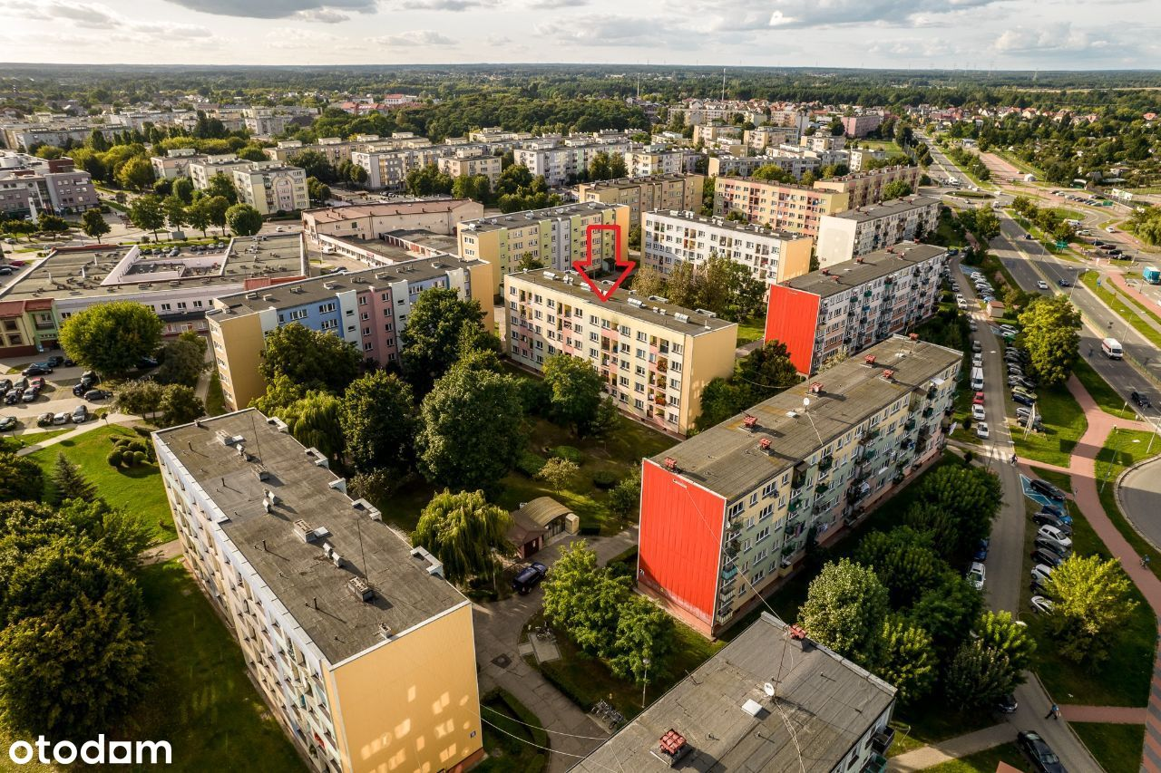 Sprzedam mieszkanie 38m2 dwa pokoje Ostrołęka