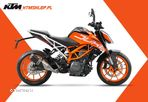 KTM Duke KTM DUKE 390 model 2020 orange / KTMSKLEP / Dealer nr 1 - 1
