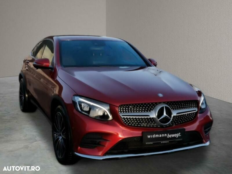 Mercedes-Benz GLC Coupe 250 - 1