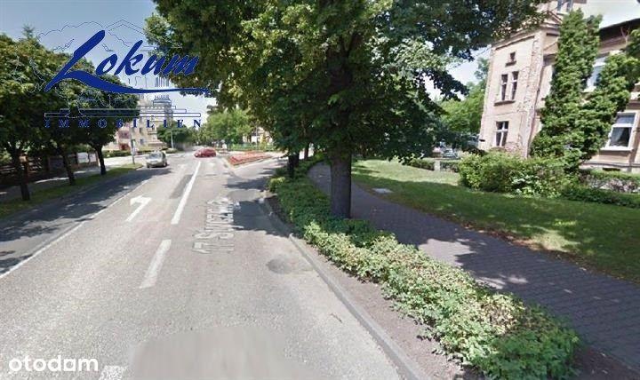 Działka, 500 m², Leszno