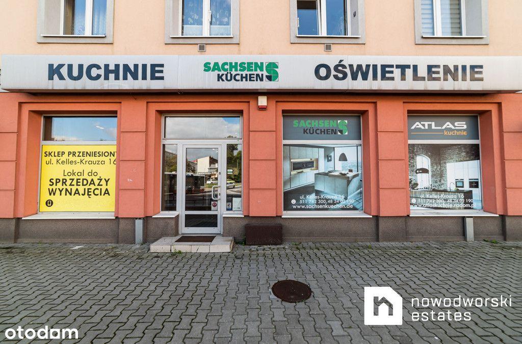 Lokal handlowo - usługowy do wynajęcia, 103 m2