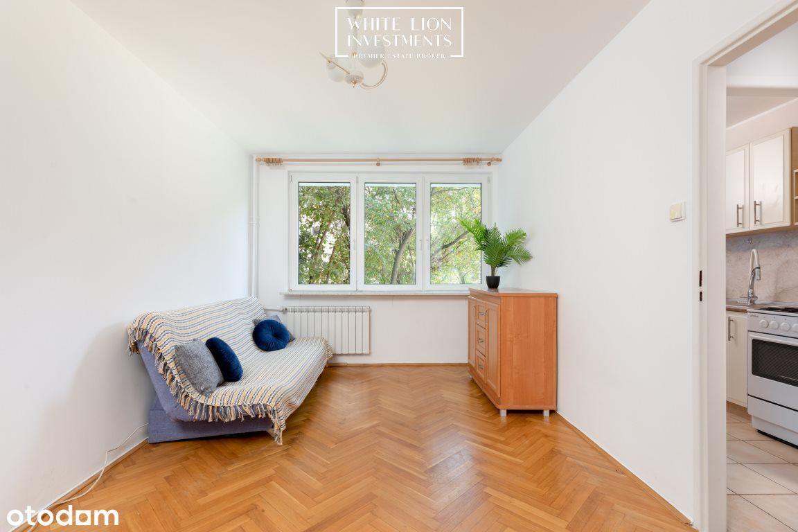Mieszkanie, 41,53 m², Warszawa