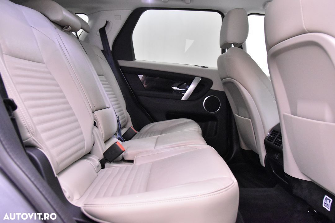 Land Rover Discovery Sport 2.0 - 23