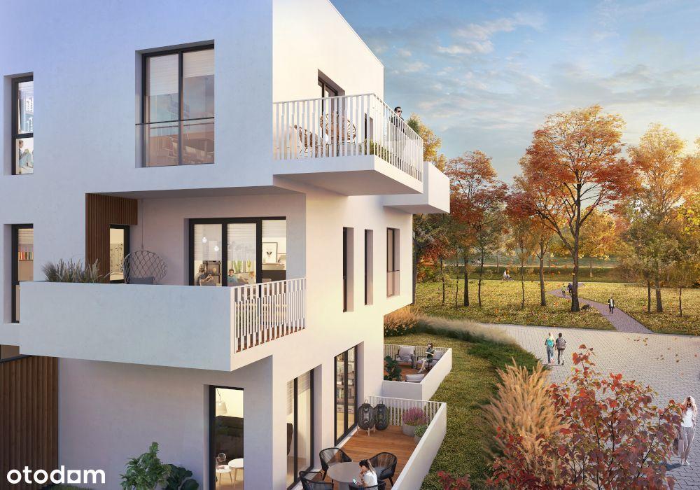 Czteropokojowe mieszkanie Bacciarellego 54 C2.2.11