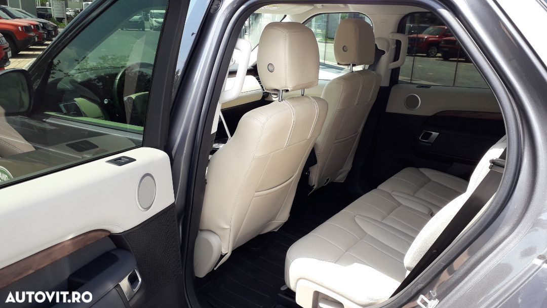 Land Rover Discovery 2.0 - 8