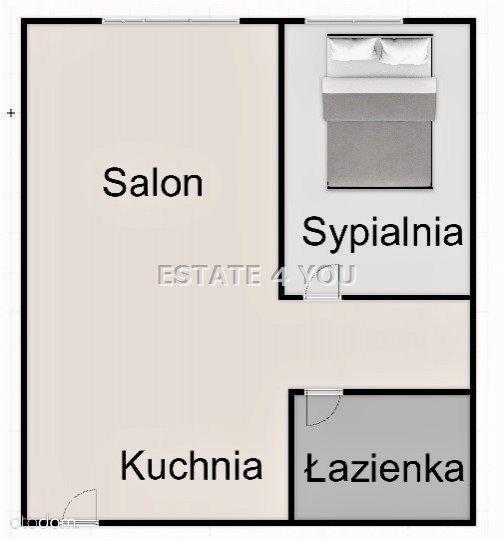 Dwupokojowe mieszkanie, Nowa Huta