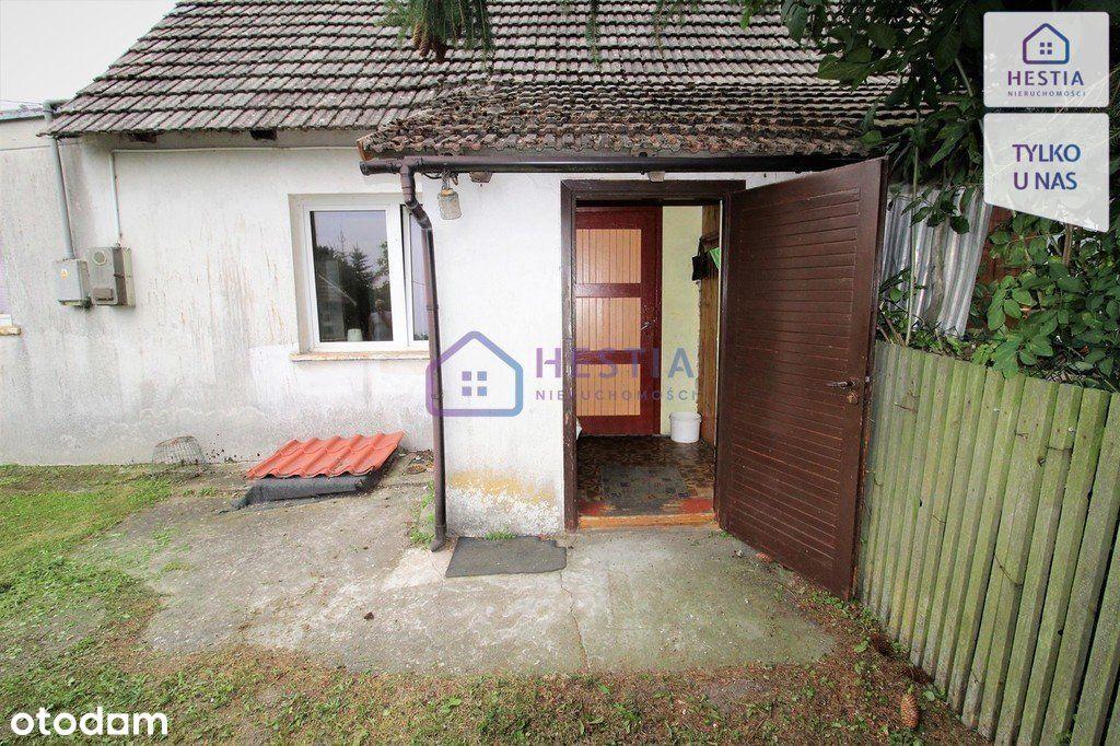Dom z potencjałem 12 km od Choszczna!!!!