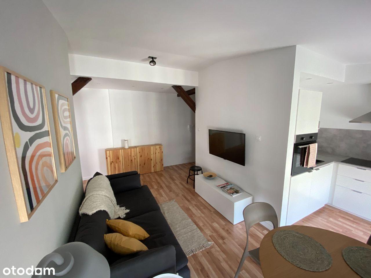 Nowe mieszkanie (dodatkowy pokój/garderoba/biuro)