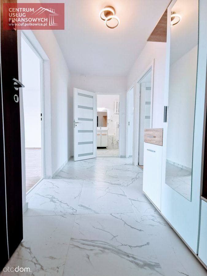 Mieszkanie 55 m2