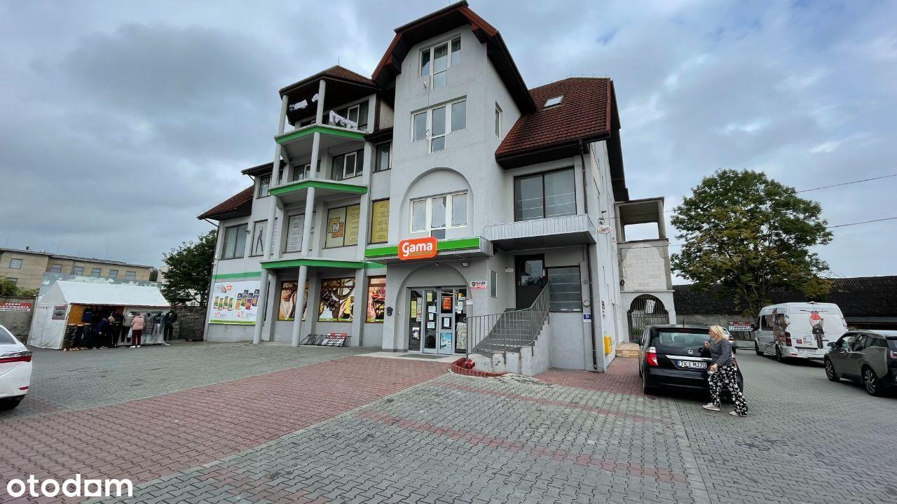 Morawica Centrum Sklep Mieszkania Parking Bezpośre
