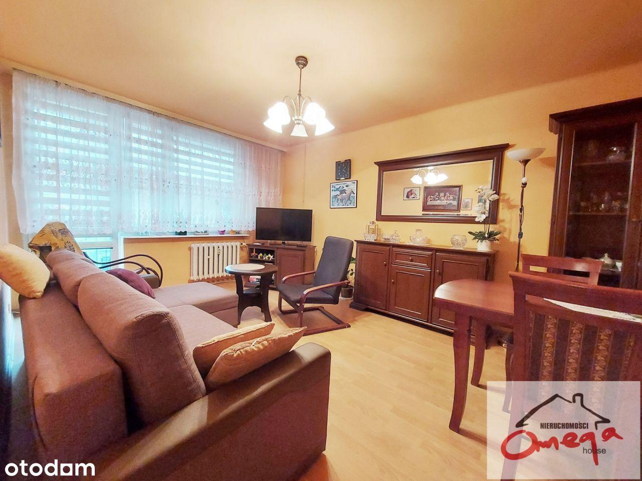 Mieszkanie, 50 m², Będzin