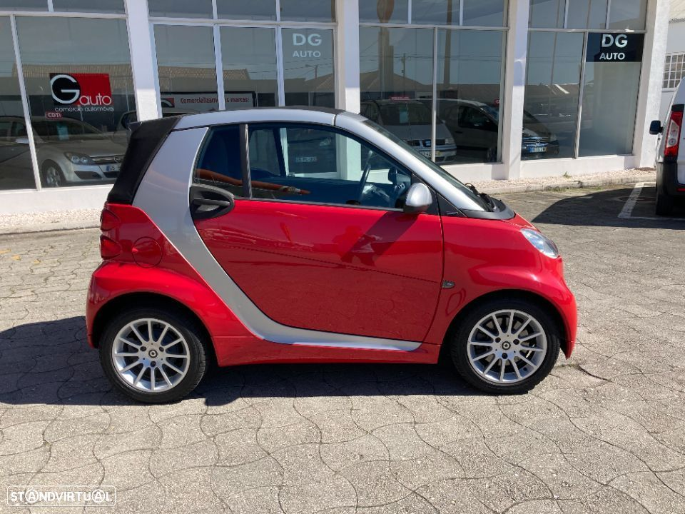 Smart ForTwo 1.0 mhd Passion 71 - 22