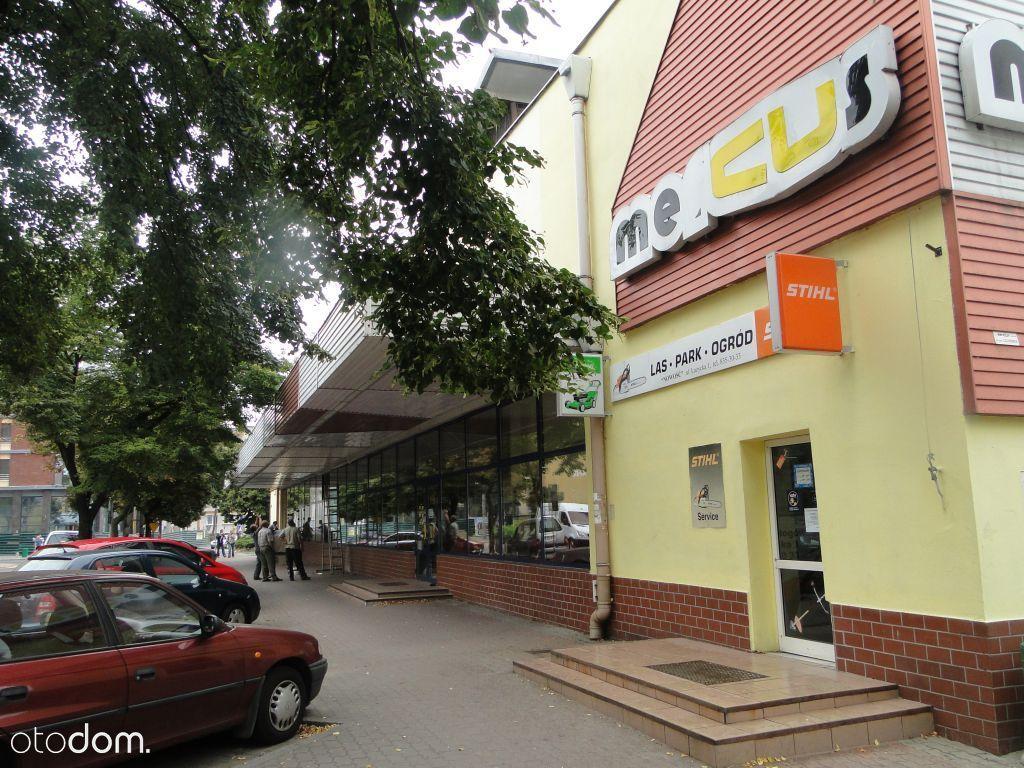 lokal usługowo-handlowy w centrum