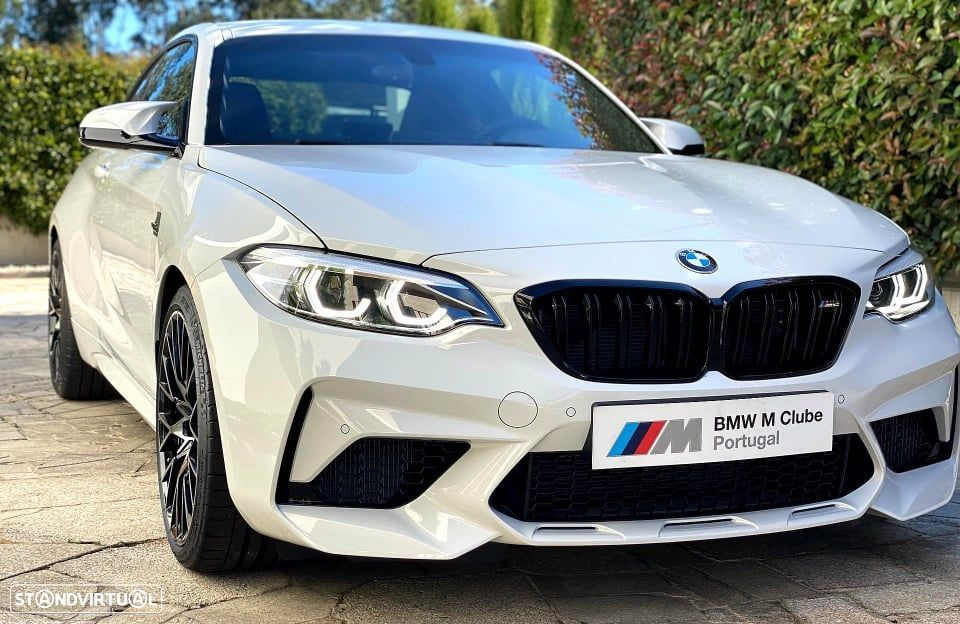 BMW M2 Competition - 4
