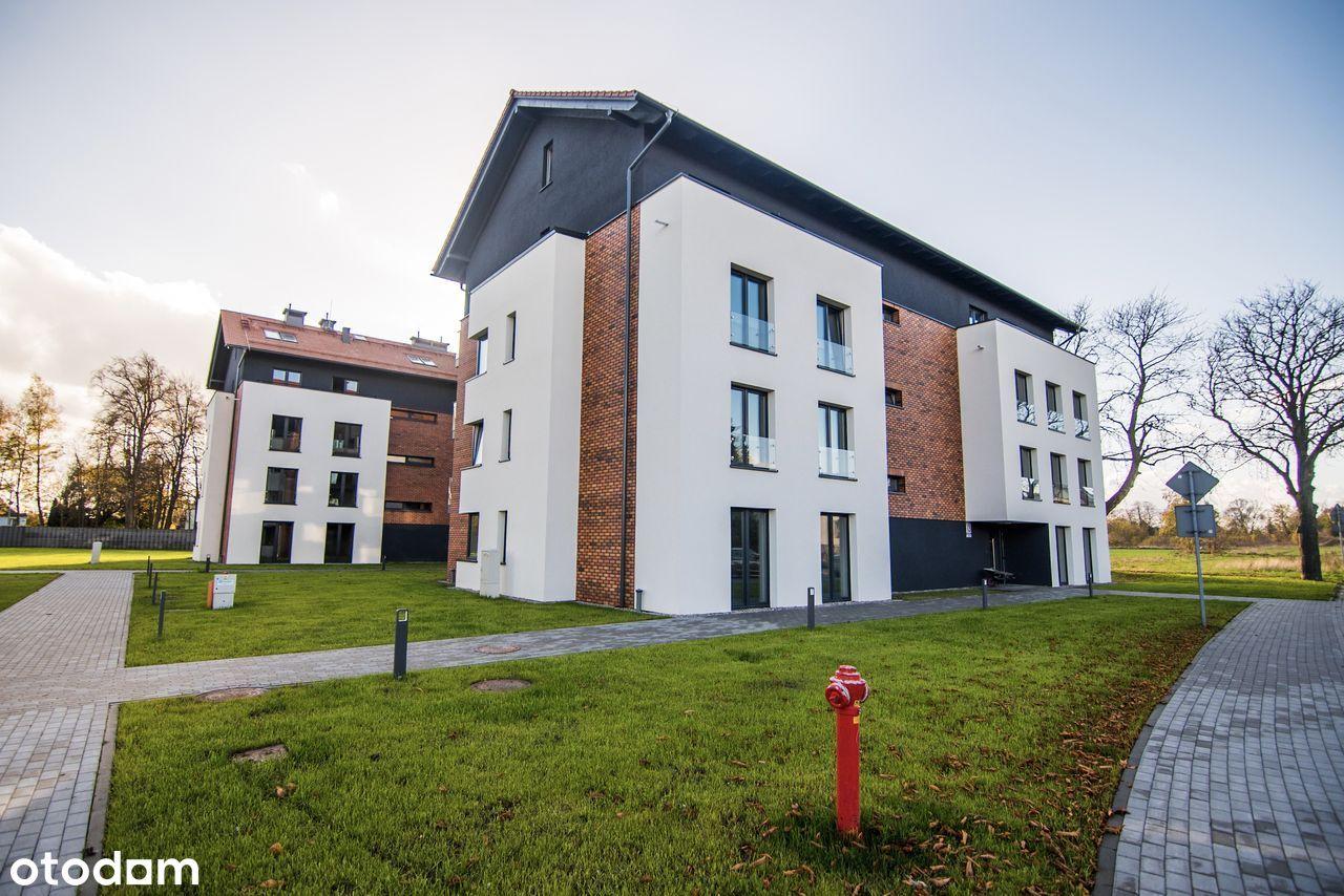 Trzypokojowe na nowym osiedlu, przestronne (C1)
