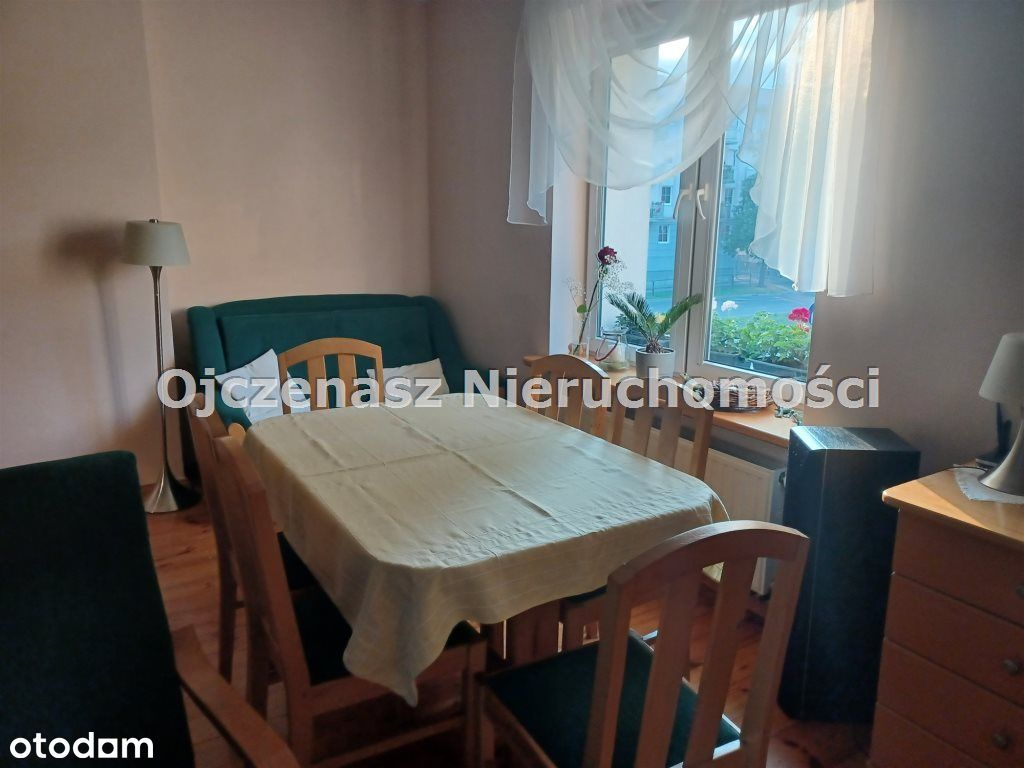 Mieszkanie, 53,90 m², Bydgoszcz