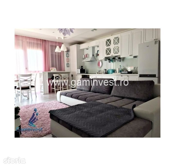 GAMINVEST-Apartament cu 2 camere de inchiriat, Iosia, Oradea A1470