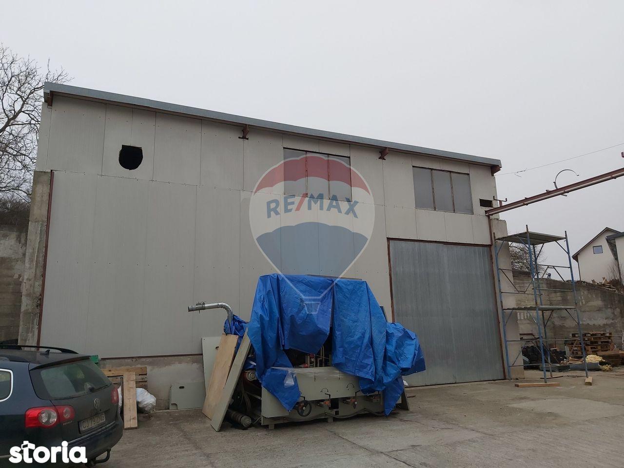 Spațiu industrial de închiriat în Dâmbul Rotund