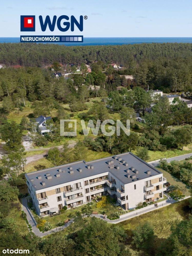 Mieszkanie, 56,40 m², Sobieszewo