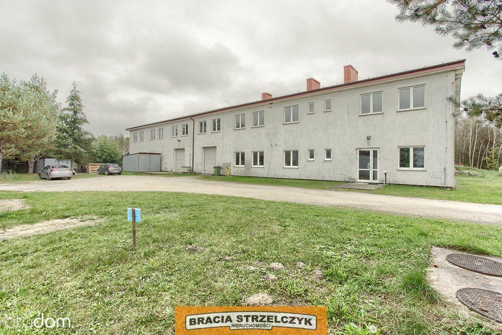 Działka przemyslowo,usługowo,mieszkaniowa S8 500m