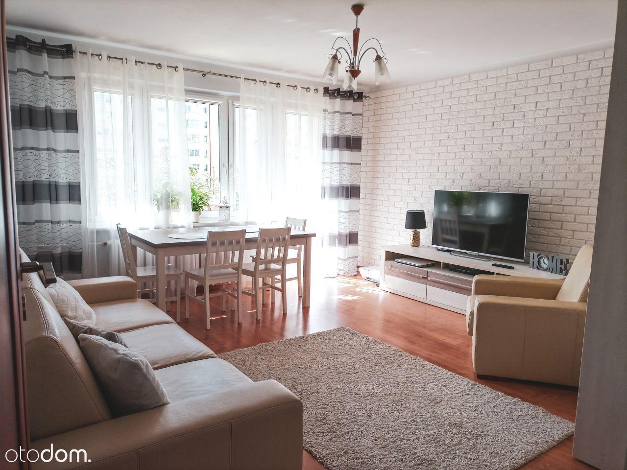 Mieszkanie 3-pokojowe na os. Staszica- REZERWACJA
