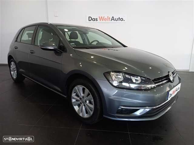 VW Golf 1.6 TDI Stream - 5
