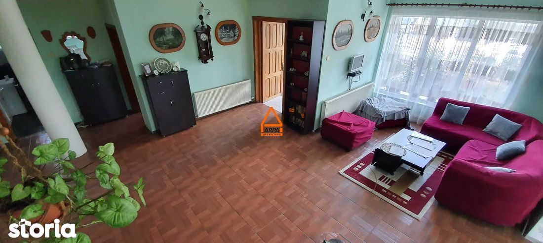 Vila / Casa D+P+E+M – 490 mp , 500 mp teren - Centru