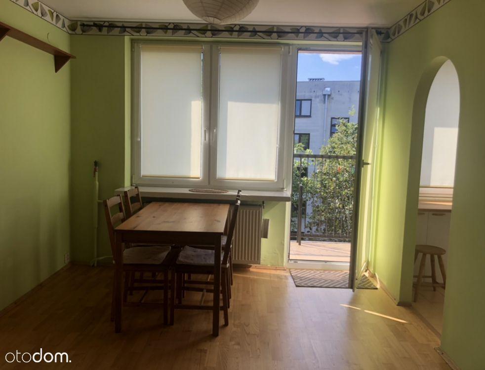 3-pokojowe, 2 balkony - na Bielanach - polecam!