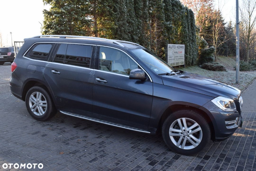 Mercedes-Benz GL 450 4 matic Panorama Xenon Navi Harman/Kardon - 12