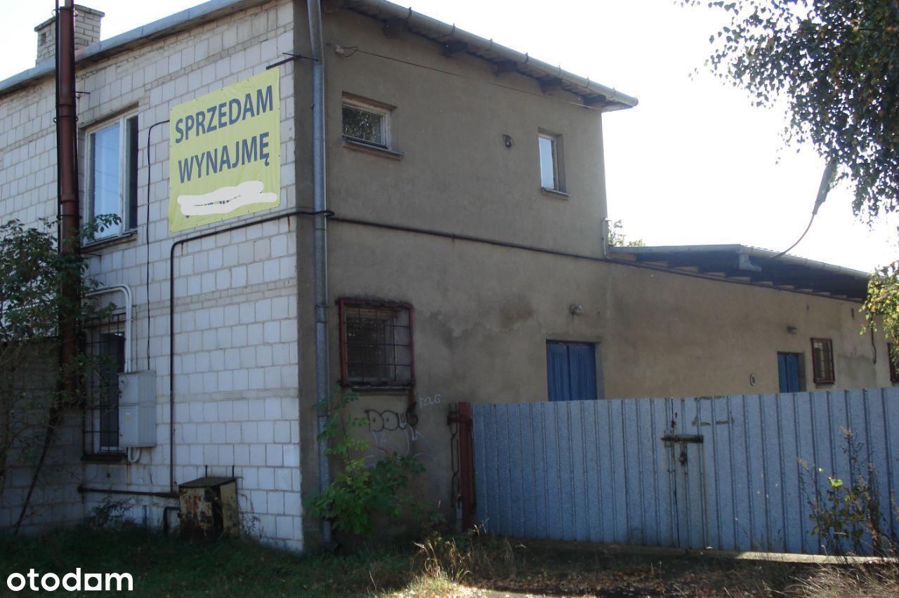 Budynek produkcyjno-magazynowy Pilawa