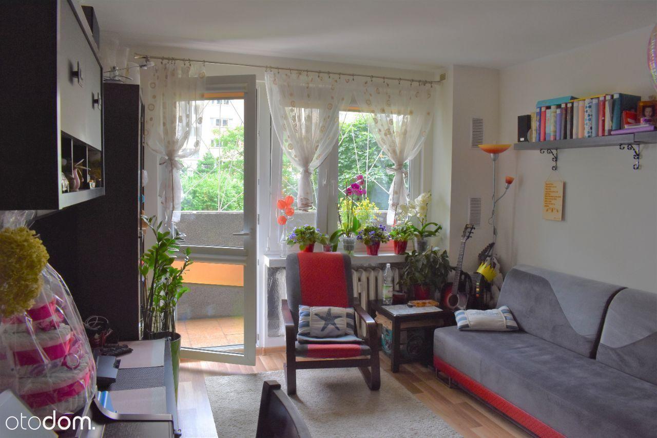 Retkinia, 2 pokoje, balkon, do wprowadzenia