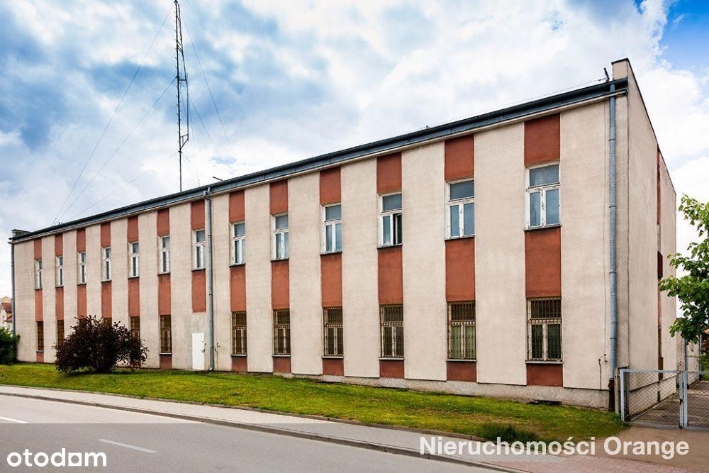 Lokal użytkowy, 1 994 m², Szczytno