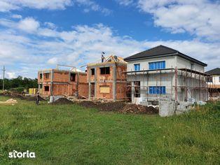 Casa noua de vanzare in Selimbar, 120 mp utili (locuinta individuala)